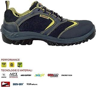 Cofra 78880-000.W46 Chaussures micro/électroniqueBurst Taille 46 noir,