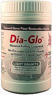 DIA-GLO (Diaglo), LIGHT GRANITE 1QT