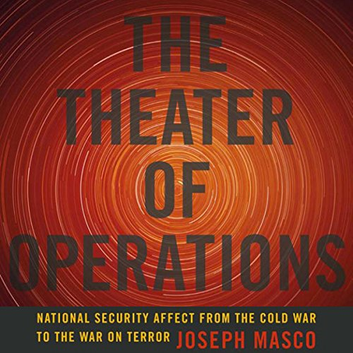 The Theater of Operations audiobook cover art
