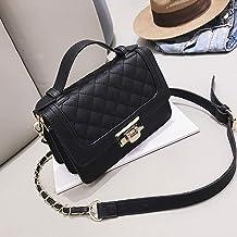 JGWHW Women's Soft Leather Handbags Satchels Shoulder Bags Casual Purses Top-Handle Bag for Women or Girl