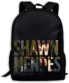 91b3e52b0f Singers Shawn Mendes Fan Logo Travel Laptop Backpack Business Anti Theft  Slim Durable Laptops Backpack Water