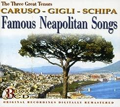 famous neapolitan songs