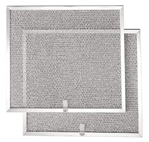 Broan-NuTone BPS1FA36 Aluminum Grease Filters for QS1 and WS1 Series Range Hoods (Set of 2)