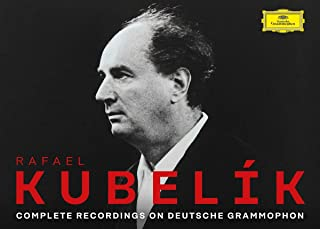 Rafael Kubelik - The Complete Recordings On Deutsche Grammophon [64 CD/2 DVD]