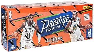 2017 panini prestige hobby box