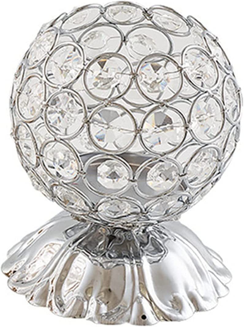 GLADMIN Ranking TOP3 Wedding mart Crystal Candlestick Room Bride Electr Decoration