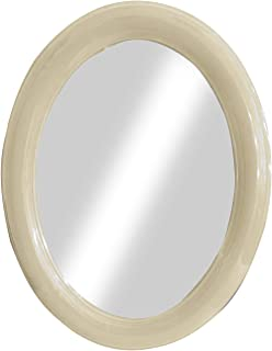 BAAL Plastic Mirror (Cream)