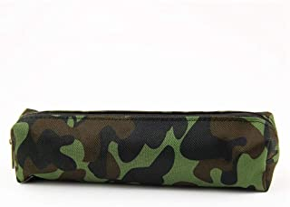 YWSCXMY-AU Camouflage Pencil Case Student Supplies Stationery Pencil Bag (Color : Green)
