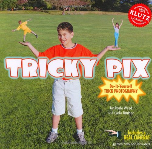Tricky Pix: Do It Yourself Trick Photography With Camera [colors may vary] (Klutz)