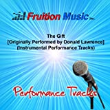 The Gift (Originally Performed by Donald Lawrence) [92bpm Click Track]