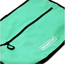 A C E Custom Replacement luggage flap only For BROMPTON S Bag (Green)