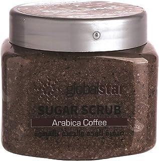 جلوبال ستار صنفرة السكر بالقهوة العربية للوجه والجسم