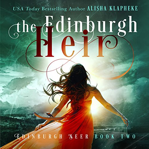The Edinburgh Heir  By  cover art