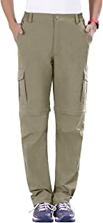 Women's Quick Dry Convertible Cargo Pants