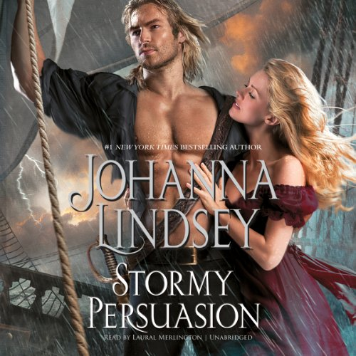 Stormy Persuasion audiobook cover art