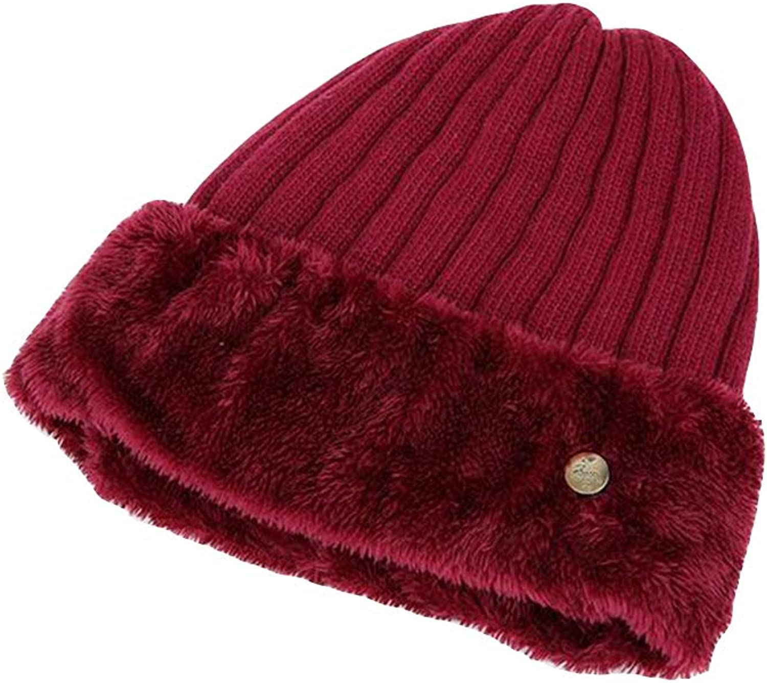 d7c4daaedfe5a1 Dall Dall Dall hat Hats Winter Warm Knitted Beanie Hat Skiing Men Outdoor  Sports (color RED) 67c896
