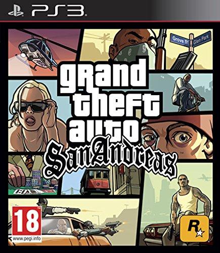 GTA San Andreas - PlayStation 3