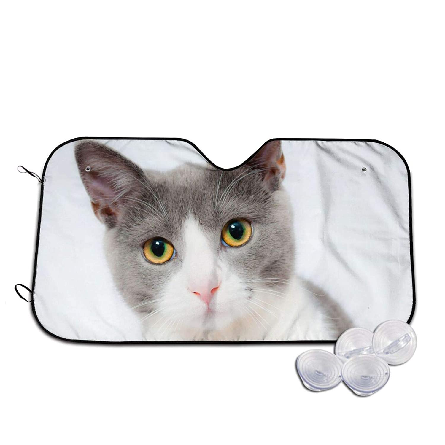 Car Windshield Gorgeous Sunshade Cat Limited Special Price Animal Cute Pet Keep to T Protection