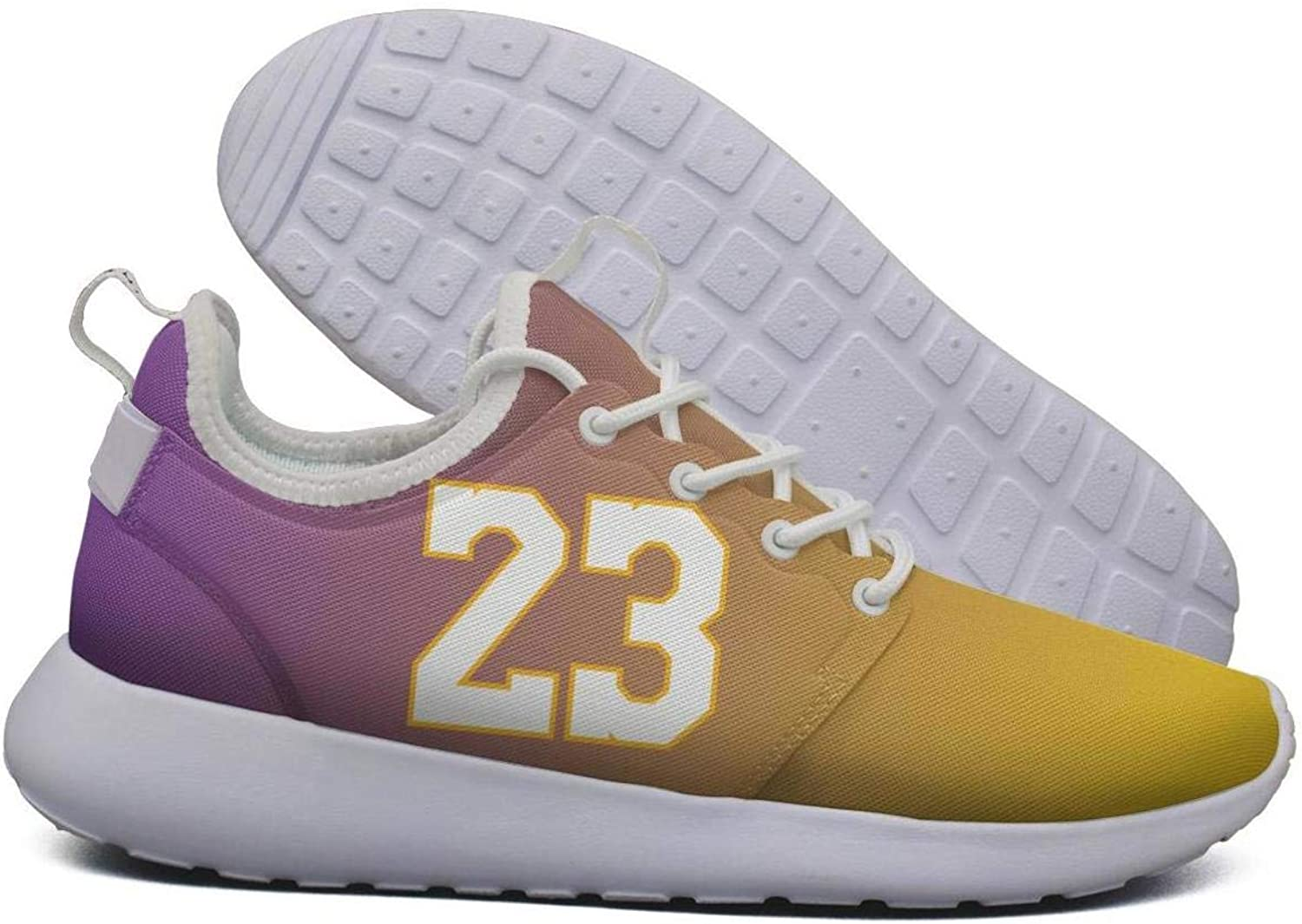 Womens Roshe Two Lightweight labron_23_White Print Running Sneakers mesh shoes