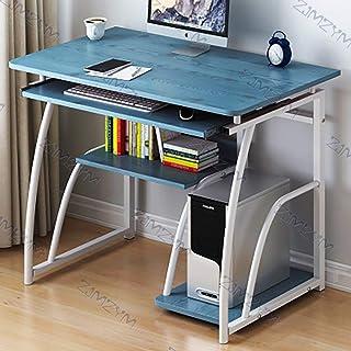 مكتب كمبيوتر مكتبي مع قوس لوحة مفاتيح الحديثة مكتب كتابة الدراسة الكمبيوتر المحمول طاولة المنزل مكتب العمل الأثاث