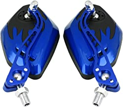 1 par de espejos laterales retrovisores universales para