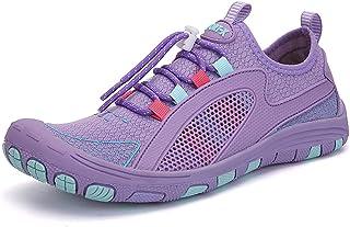 أحذية Oauskatan للرجال والنساء أحذية المياه خفيفة الوزن المشي المشي أحذية الشاطئ ركوب الأمواج أكوا, أرجواني, 37 EU