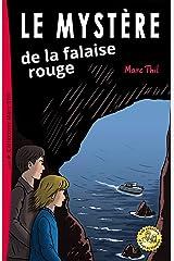 Le Mystère de la falaise rouge (French Edition) Kindle Edition