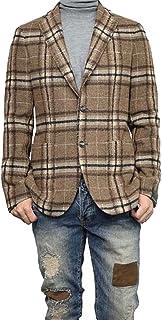 [TAGLIATORE(タリアトーレ)] メンズシングル2Bジャケット MONTECARLO/1SMC22K 34QIK153 ブラウン×ベージュ [並行輸入品]