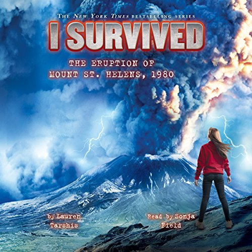 I Survived the Eruption of Mount St. Helens, 1980 cover art