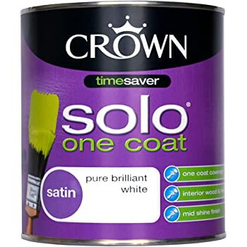 Colour Satin Solo One Coat