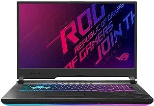 "ASUS ROG Strix G712 17.3"" Full HD 144Hz Gaming Notebook Computer, Intel Core i7-10750H 2.6GHz, 16GB RAM, 512GB SSD, NVIDIA..."