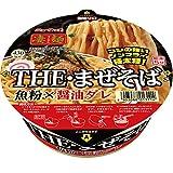 ニュータッチ 凄麺 THE・まぜそば 魚粉×醤油ダレ 122g×12個