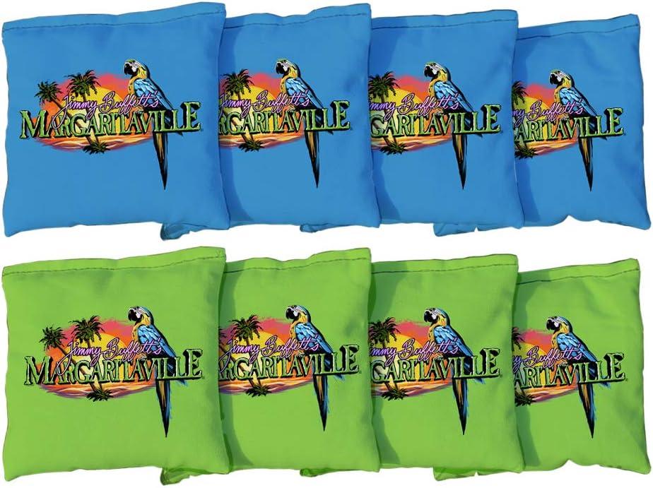 Victory Tailgate 8 Margaritaville Filled Regulation Cornhol Corn Surprise service price