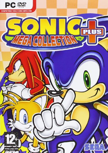 Sonic Mega Collection [Importación italiana]