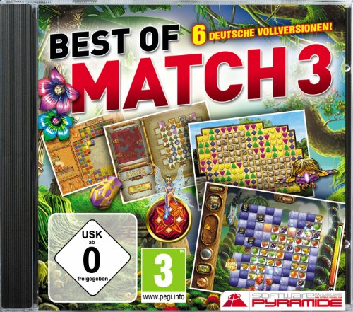 Best of Match 3 [Software Pyramide]