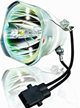 AWO Projector Bare Lamp Bulb Replacement for EPSON ELPLP95 / V13H010L95 EB-2055 EB-2155 EB-2155W EB-2165W EB-2245U EB-2250 EB-2250U EB-2255U EB-2265U EB-5510 EB-5520W EB-5530U EB-X500KG EB-X550KG