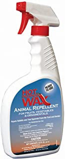 Neptune's Harvest HPA122 Hot Pepper Wax Animal Repellent, 22-Ounce