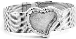 Best floating charm bangle bracelet Reviews