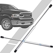 Travay Front Hood Lift Supports Struts Replacement Compatible with 2002-2008 Dodge Ram 1500, 2500, 3500