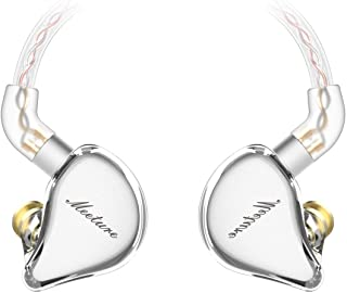 SIMGOT MT1 in-Ear Monitor Headphones, Hi-Res IEM Earphones with Dynamic Driver, Noise-Isolating Musician Headset for Singe...