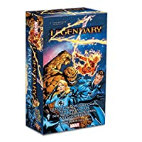 Marvel Legendary Fantastic Four Deckbuilding Game Expansion