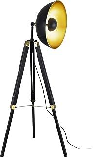 lux.pro Lámpara de pie Ottawa Lámpara de Suelo Trípode