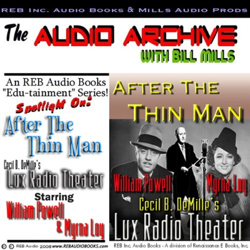 After the Thin Man cover art