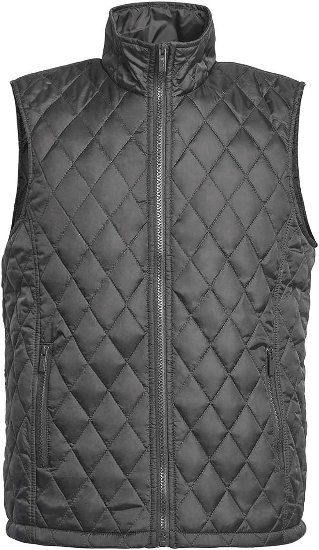 TOP PRO Puffer Vest - Men's Light Quilted Puff Vest