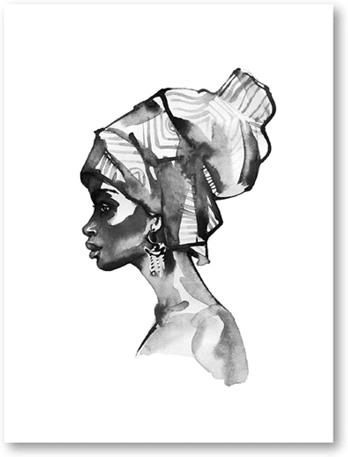 specialty shop pictures and 25% OFF prints 19.7x27.6in 50x70cm African frame no Woman