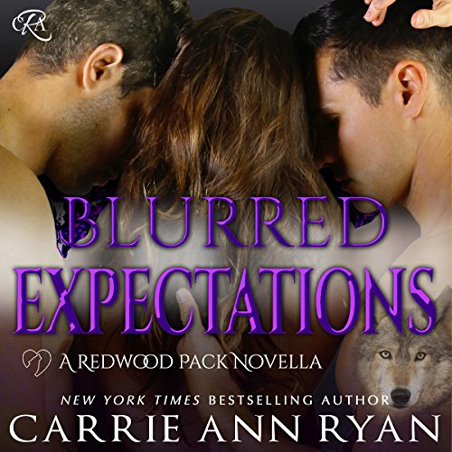 Blurred Expectations audiobook cover art