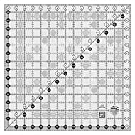 PREMIUM Quilting Ruler and Template - Creative Grids Square Ruler 15 1/2 inch