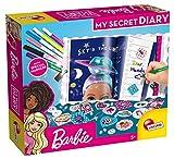 Lisciani Barbie Mi Diario Secreto Nueva Edición-Juego Creativo para niñas a Partir de 5 años, Multicolor (86030)