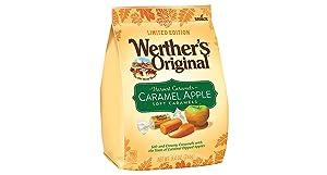 Storck Werther's Original Limited Edition Harvest Apple Soft Caramels