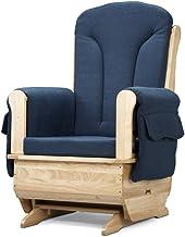 product image for Jonti-Craft 8150JC Glider Rocker, Blue Cushions